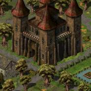 Замок Мистдэйл 3