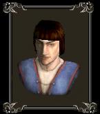 Горожанин 1 (портрет)