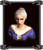 Горожанка 5 (портрет)