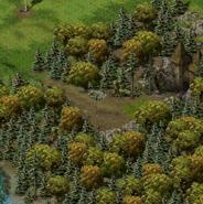 Серебряный Ручей, подземелье