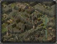 Скала воронов, замок 3