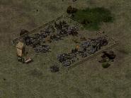 Дракенден, сгоревший торговый пост 4