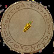 Предмет, золотые ягоды