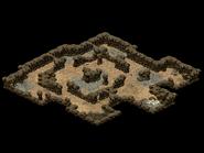 Пещера оазиса Ахил-Тар 5