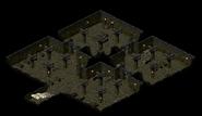 Скала воронов, склеп 4