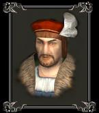 Благородный господин 2 (портрет)