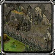 Замок «Скала воронов», юг 1