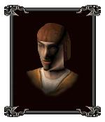 Горожанин 2 (портрет)