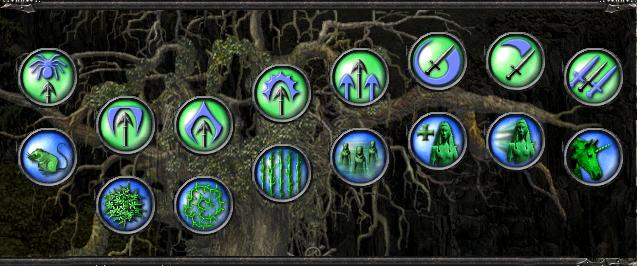 Способности (лесной эльф)