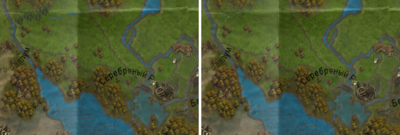 Исчезновение реки