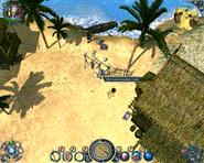 Легендарные пиратские сокровища — Странный камень