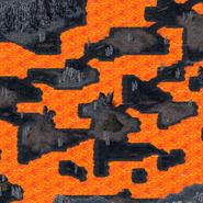 Алькабаза-нок-Драко, святилище огня 3