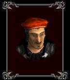 Барон ДеМордри (портрет)
