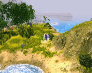 Причал Острова Судьбы