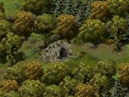 Пещера Брэйвсбури (западная) 4