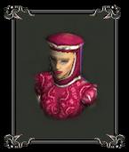 Благородная леди 5 (портрет)