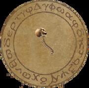 Предмет, череп шамана орков