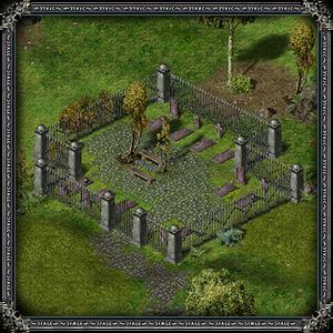 Кладбище Флорентины 1