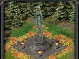 Священные статуи (Sacred)