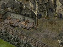 Замок «Скала воронов», юг 4