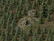 Тир-Хадар, пещера (восточная) 6