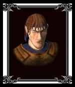 Солдат ДеМордри (портрет) 1