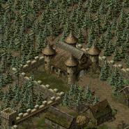 Тир-Фасул, форт 3