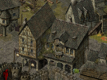 Скала Воронов, ратуша 4