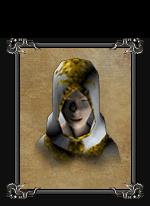 Послушница 2 (портрет)