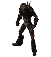 Шаддар'Рим, хищник Шаддара