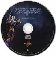 Sacred 2 OST Диск