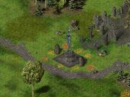 Статуя серафима (Маскарелль) 3