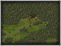 Тимбертон, орочьи лагеря 4