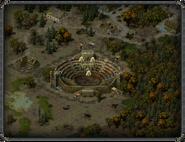 Глумур, арена 3