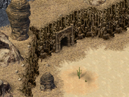 Поля Уркука, пещера (западная) 5
