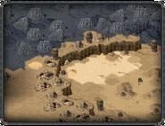 Поля Уркука, пещера (западная) 3