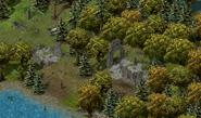 Серебряный Ручей, руины южные 3