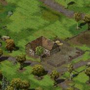 Серебряный Ручей, ферма Халлингса