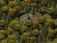 Пещера Брэйвсбури (восточная) 4