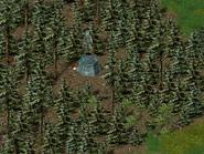 Статуя эльфа (замок «Скала воронов») 4