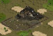 Сгоревшая ферма 3