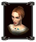 Горожанка 4 (портрет)