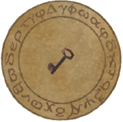 Предмет, ключ от клетки Ксараны