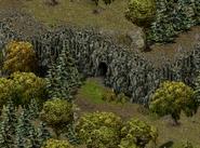 Белльвью, пещера южная 4