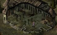 Особняк вампиров этаж 1
