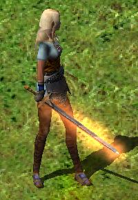 Быстрый меч Арвен 2