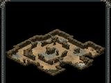 Пещера оазиса Ахил-Тар