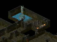 Шаддар-Нур, статуя волшебницы 4