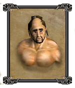 Гладиатор 3 (портрет)