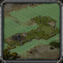 Дракенден, руины южные 1